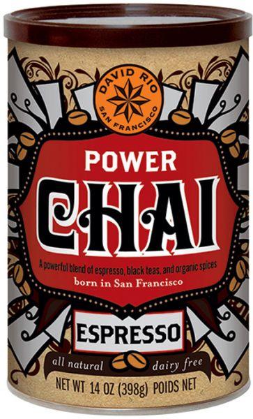 Power Chai Espresso Chai