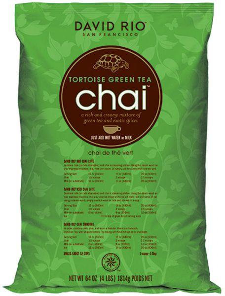 Tortoise Green Tea Chai