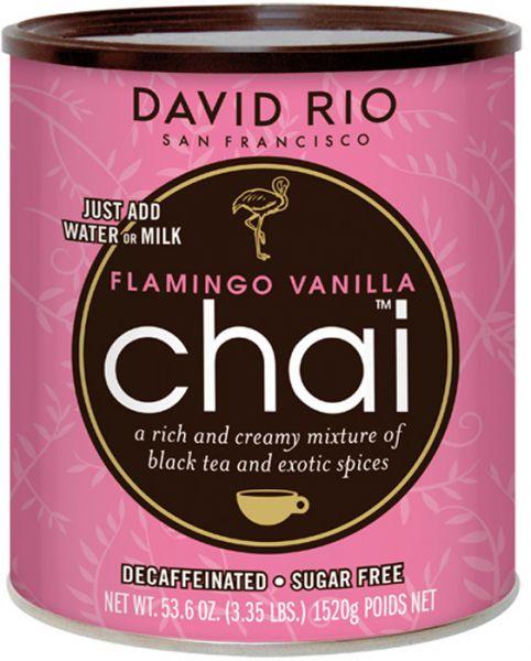 Flamingo Vanilla Chai - zuckerfrei - koffeinfrei